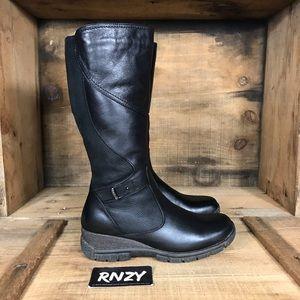 Blondo Fleece Lined Waterproof Leather Boots
